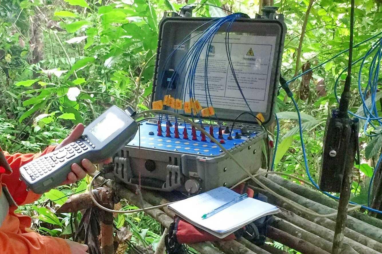 Deep IP Equipment