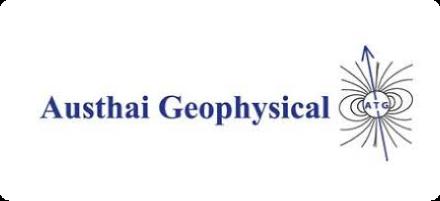 Austhai Geophysical Logo